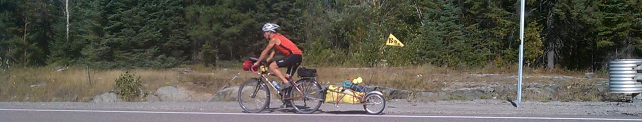 Nick Evans' Bike Site
